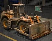 Play Industrial Truck 3D Parking