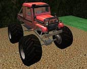 Play 4x4 Monster Truck
