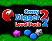 Play Crazy Digger 2 Level Pack 2
