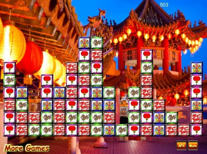 Play Red Dragon Block Crusher