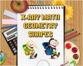 Play X-Ray Math Geometry Shapes