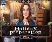 Play Holiday Preparation