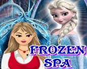 Play Frozen Spa