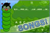Play HangWorm: Songs!