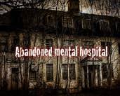 Play Abandoned Mental Hospital