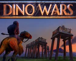 Play Dino Wars: Tower Defense
