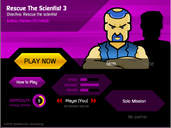 Play Rescue The Scientist 3