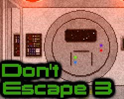 Play Don't Escape 3