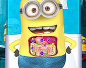 Play Minion Stomach Intervention