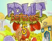 Play Fruit Defense 5