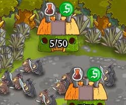 Play Fortress Monster Tower