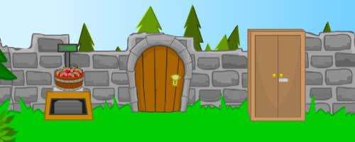 Play Locked Garden Escape