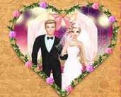 Play Barbie Superhero Wedding Party