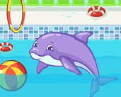 Play Dolphin Slacking