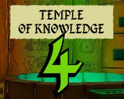 Play Temple of Knowledge 4