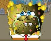 Play SpongeBob Burn Treatment