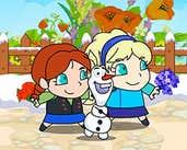 Play Frozen Elsa Save Olaf