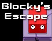 Play Blocky's Escape