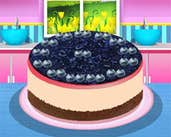 Play Blueberry Cheesecake
