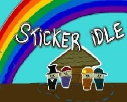 Play Sticker idle