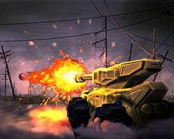 Play Tank World Hero