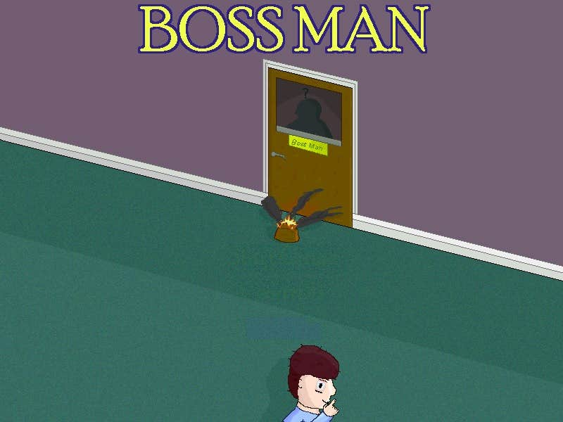 Play Boss Man