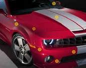 Play Chevrolet Hidden Tires
