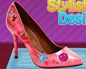 Play Stylish Shoe Designer