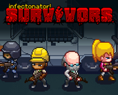 Play Infectonator : Survivors Alpha DEMO