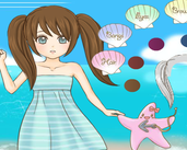 Play ChibiSummerDressUp
