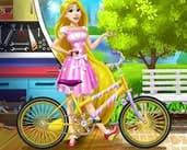 Play Rapunzel Workshop Bicycle