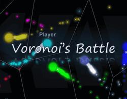 Play Voronoi's Battle