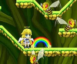 Play Rainbow Castle