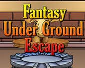 Play  Fantasy underground escape