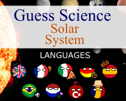 Play Guess Science: Solar System