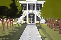 Play Autumn Mansion Escape