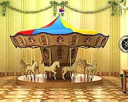 Play Gingerbread Men's Carnival Escape