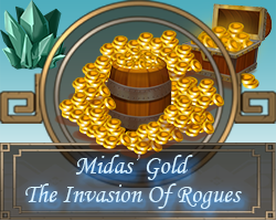 Play Midas' Gold