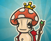 Play Bad Viking and the Curse of the Mushroom King