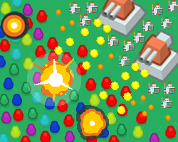 Play Pixel War Defence