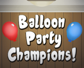 Play Balloon Party Champions!