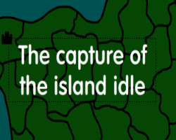 Play The capture of the island idle