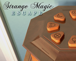 Play Strange Magic Escape