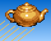 Play Tea Frenzy - The Flying Teapot Word Game