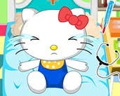 Play Hello Kitty Fever Doctor