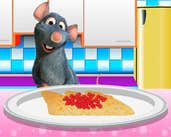 Play Ratatouille Eats Crepes
