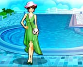 Play Summer Cool Dressup