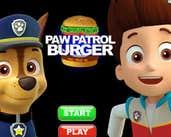 Play Paw Patrol Burger