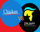 Play Chicken vs. Drumpf