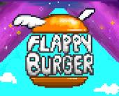 Play Flappy Burger: Flying Burger Adventure